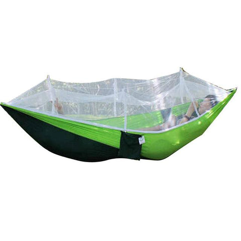 $32.35- Ultralight Mosquito Net Outdoor Hunting Hammock Camping Mosquito Net For 2 Person Travel Mosquito Net Leisure Hanging Bed