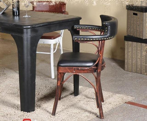220 Solid Wood Bar Table Chair.22001