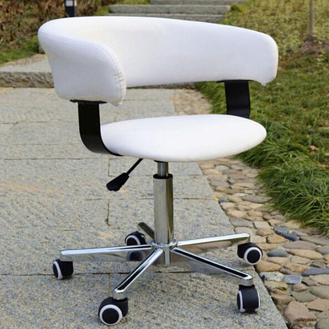 $469.04- Fashion Office Chair PU Leather Seat Gas Lift Swivel Chair