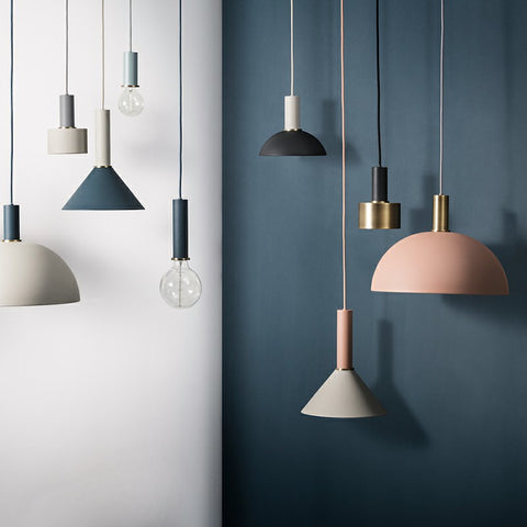 $33.00- Nordic Simple Bar Hanging Lamp Colored Pendant Light Restaurant Bedroom Bedside Lights Modern Art Creative Lighting