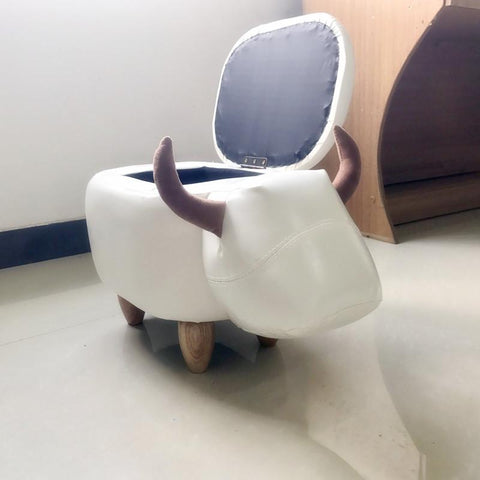 $208.98- Pouf Poire Storage Stool Shoes Changing Living Room Sofa Foot Chair Cloth Package Wooden Modern Stools New Arrival Furniture