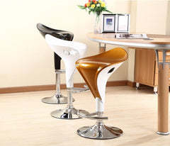 $686.96- North American Commercial Bar Chair White Black Color Office Mini Pc Computer Stool