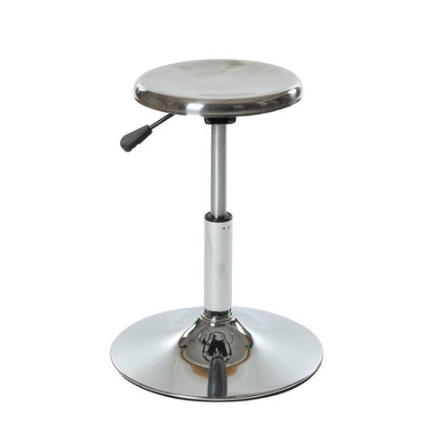 $236.10- Stainless Steel Bar Stool Kitchen Metal Lift Stool Wheel Foot Nail Disc Foot Workshop Stool