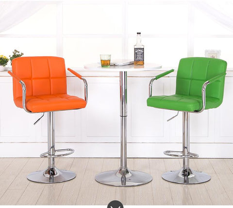 $328.15- Pubic House Chair Hotel Office Computer Stool Green Orange Purple Ect Color