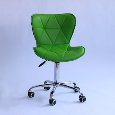 $278.65- Bar Blue Lift Stool Office Restroon Chair Green Color Reception Room Stool