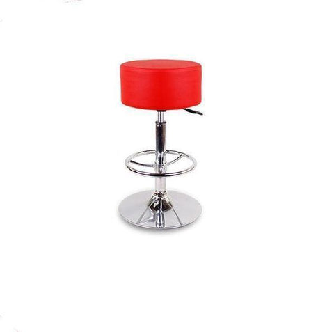$328.15- Southeast Asia Fashion Bar Stool Red White Black Countryside Bar Pastoral Style Stool