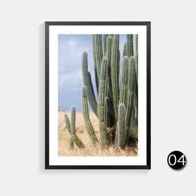 $10.08- Landscape Posters Prints Wall Art Canvas Painting Wall Pictures For Living Room Nordic Poster Desert Scenery Unframed