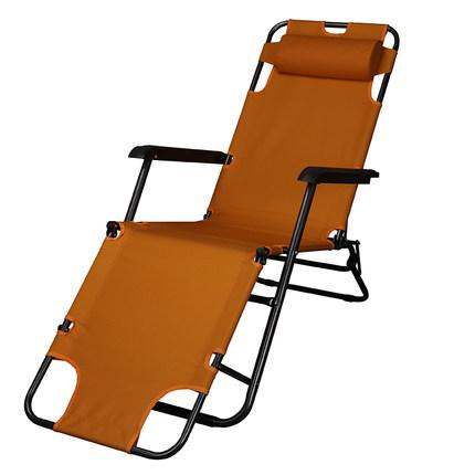 Super Light Portable Folding Easy Outdoor Chair Soft Sun Lounger Leisure Lazy Chair Breathable Balcony Beach Chair Furniture