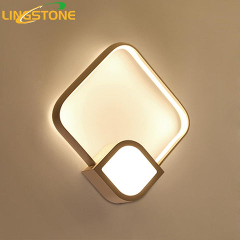 $96.87- Wall Lamp Led Mirror Wall Light Modern Decor Wandlamp Bathroom Home Lighting Fixture Bedroom Stairs Restaurant Living Room Bar