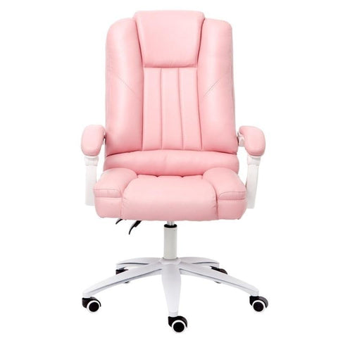 $543.58- Pi#3012 Computer Comfortable Reclining Anchor Live Simple Household Gaming Lifting Boss Office Chair