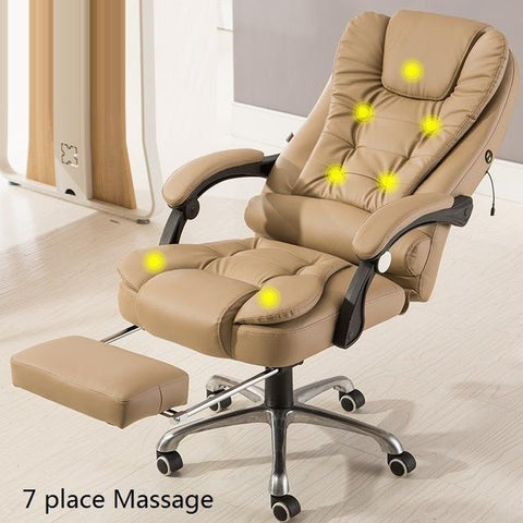 $535.20- Pi#3020 Computer Household Boss Rotating Lifting Rotary Of Modern Minimalist Lazy Massage Office Chair