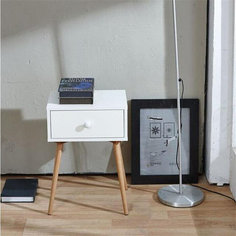 $391.66- Japanese Original Mini Bedroom Black Cute MultiFunction Nordic Nightstand Side Cabinet Simple Living Room