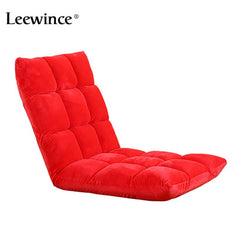 $199.41- Leewince Modern Living Room Lazy Sofa Couch Floor Gaming Chair Folding Adjustab Sleeping Sofa Bed Lazy Living Room Furniture