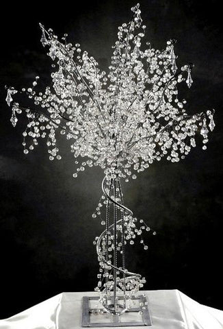 Crystal Wedding Centerpiece Wedding Tree/Wedding Road Lead/Table Centerpiece