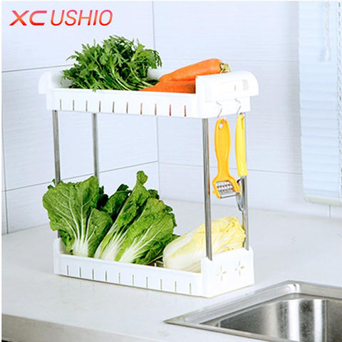 $53.96- Multilayer Kitchen Gap Shelf W/ Universal Wheel Removable Bathroom Storage Rack Sliding Organizer Shelf Space Saving Holder