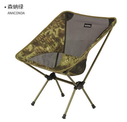 High Quality Ultralight Aviation Aluminium Comfortable Folding Outdoor Chair  ...