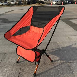 $71.03- Topquality Light Weight Folding Camping Stool Chair Seat For Fishing Festival Picnic Bbq Beach W/ Bag Red Orange Blue