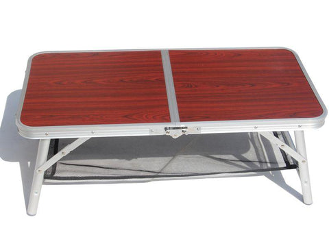 Hot Easy Taking Portable Aluminium Alloy Fold Picnic Desk Occasional Table Beach Chair Leisure Chair