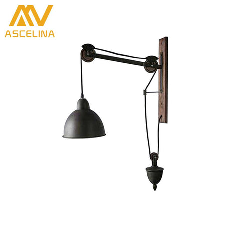 $147.88- Vintage Loft Metal Industrial Metal Wall Mounted Light Sconce Wall Lamp Fixtures Bedside Restaurant Room Home Decoration