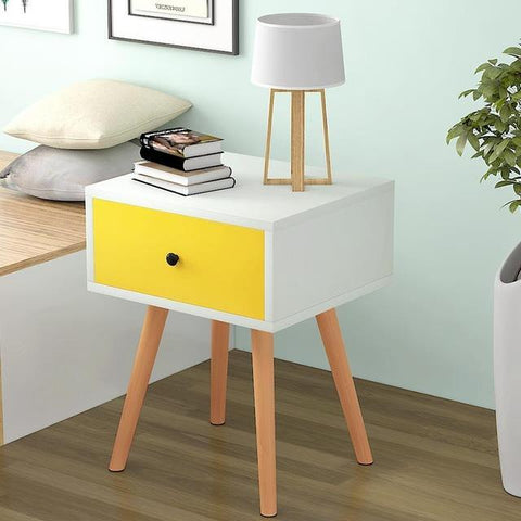 $399.80- Nordic Bedside Cabinet Economy Modern Personality Easy To Create Simple