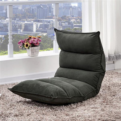 Relax Sofa Chair Living Room Furniture Floor Adjustable Sofa Chair Reclining Chaise Lounge Modern Fashion Leisure Recliner Chair