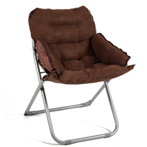 $181.12- nap portable beach dormitory outdoor fishing sofa round home furniture modern lazy living room cadeira folding chair stool