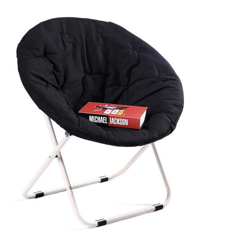 $174.25- dormitory living room portable round balcony beach sofa indoor nap lazy leisure home furniture folding chair stool cadeira