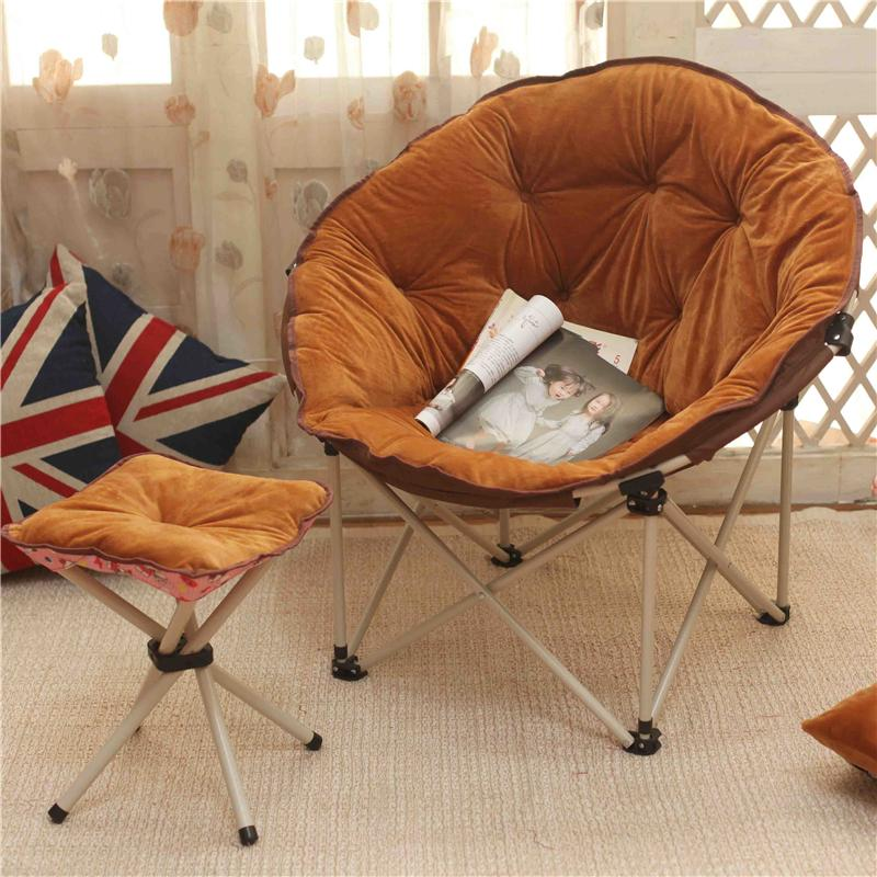 $209.10- Nap Leisure Sofa Beach Fishing Living Room Portable Balcony Indoor Modern Lazy Home Furniture Folding Chair Cadeira Stool