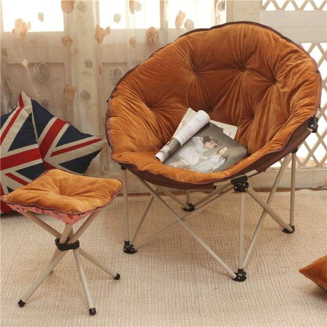 $223.89- Nap Leisure Sofa Beach Fishing Living Room Portable Balcony Indoor Modern Lazy Home Furniture Folding Chair Cadeira Stool