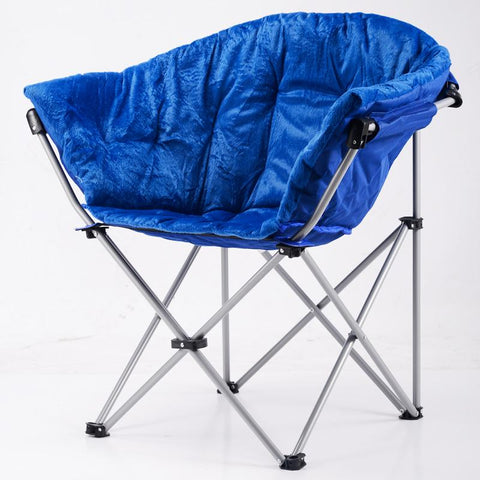 $173.89- Nap Leisure Round Home Furniture Portable Modern Dormitory Balcony Beach Fishing Indoor Lazy Sofa Stool Folding Chair Cadeira