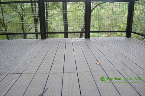 Waterproof Eco Friendly Outside Bamboo Decking