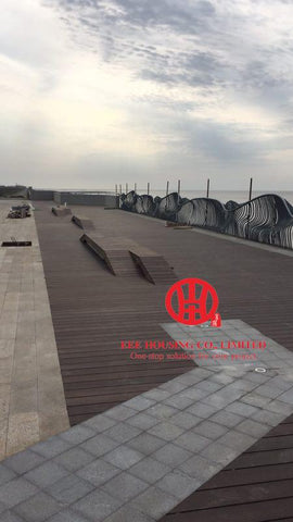 $10200.00- Easy To Install Carbonized Bamboo Outdoor Decking