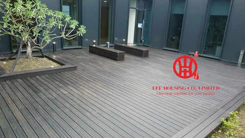 $10880.00- 20Mm Waterproof Carbonized Bamboo Outdoor Decking