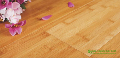 $39.60- Ecofriendly Bamboo Floorscarbonized Color Indoor Bamboo Flooring W/ Semimatt Finish1020X128X15Mmwaterproof Bamboo Flooring