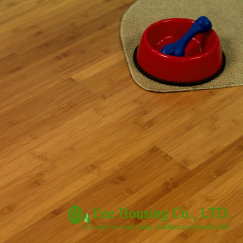 $39.60- Waterproof Bamboo Flooringcarbonized Color Indoor Bamboo Flooring W/ Semimatt Finish 1020X128X15Mm Bamboo Floors