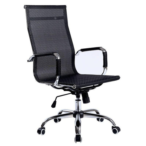 $341.76- WB#3463 Post office computer staff conference swivel mesh chair lifting seat bow special offer