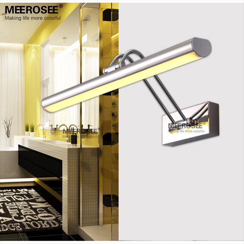 $181.56- New Arrival Led Lamp Modern Bathroom Wall Sconces 18Watt Led Mirror Wall Lighting Led Wall Lustre For Dressing Room Toilet Lamp