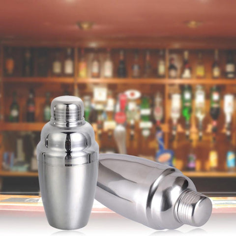 $11.82- Food Grade Stainless Steel Wine Shaker Cocktail Martini Mixer For Barware Bar Party Drink Home