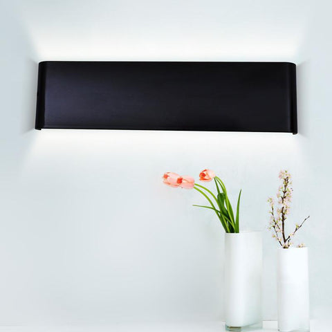 $39.20- Modern 24Cm111Cm Long Aluminum Led Wall Lamps For Livingroom Bathroom As Decoration Sconce Light 90260V Lamparas De Pared