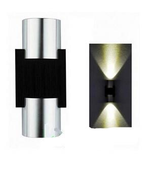 $25.13- Lowest Price Modern Led Wall Lamp 2W Sconce Luminaria Bathroom Porch Light Outdoor Indoor Tv Background Light 85Av265V 1761