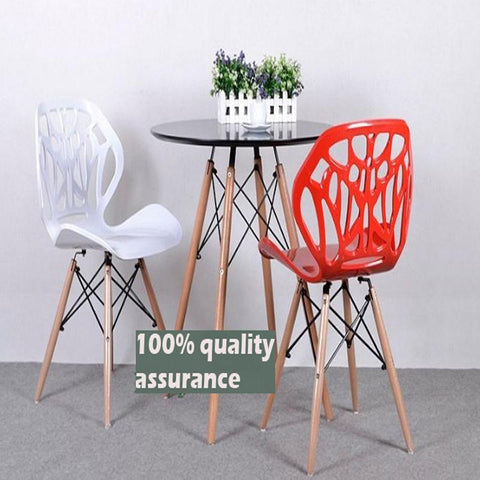 $736.77- New Fashion Special Promotion Emaes Chair100% Solid Wood Abs ChairStylish Dining ChairOak Bar ChairDining Room Furniture