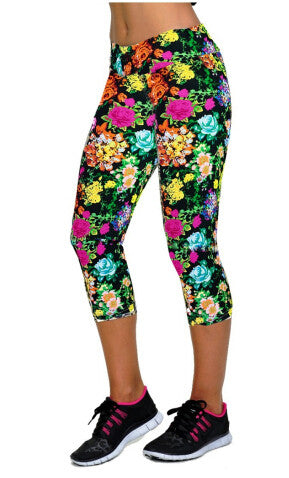 Floral Space - Live Activewear