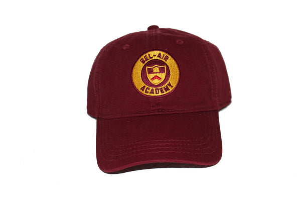 2389398dec7 Burgundy Bel-Air Academy Dad Hats