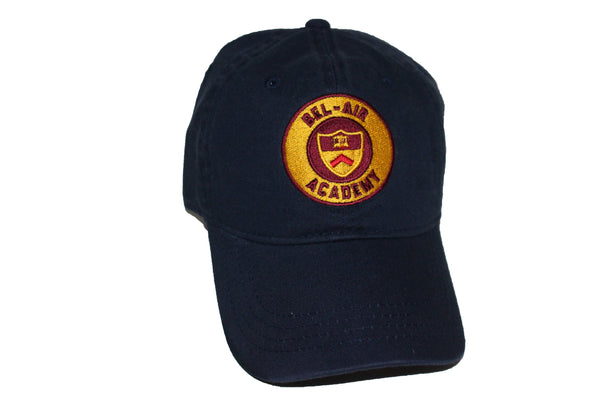 Navy Bel-Air Academy Dad Hat – ApexHats 75b52fed437