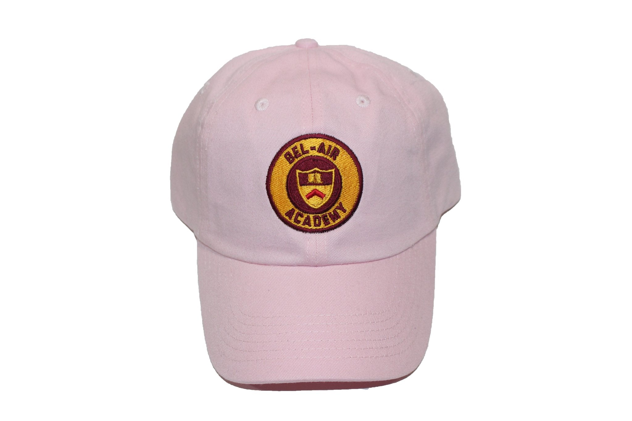 Light Pink Bel-Air Academy Dad Hat – ApexHats 41bd25a6635