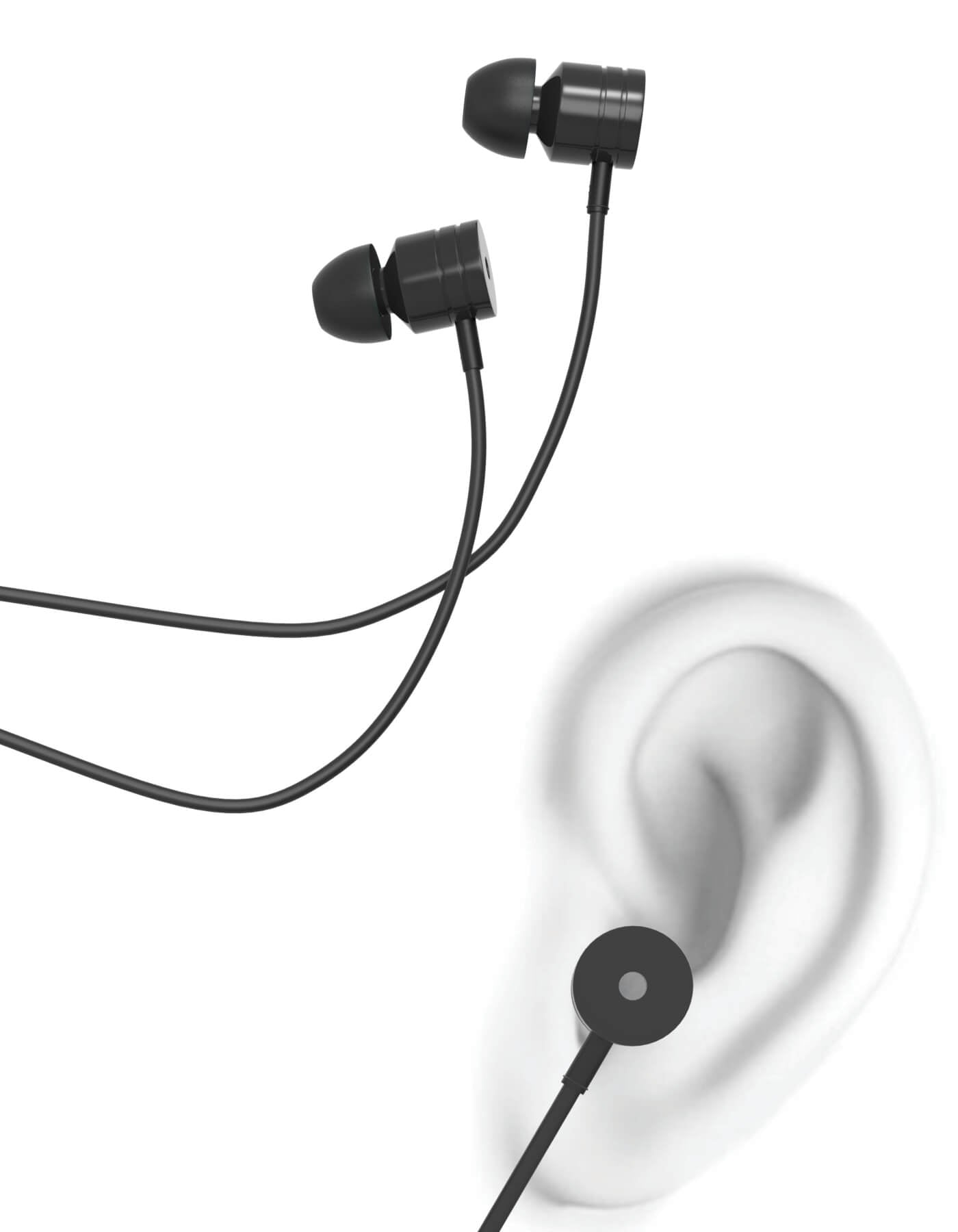 a8f006e3c51 Conch 204: Wired Earphones with Mic at Best Prices – Portronics