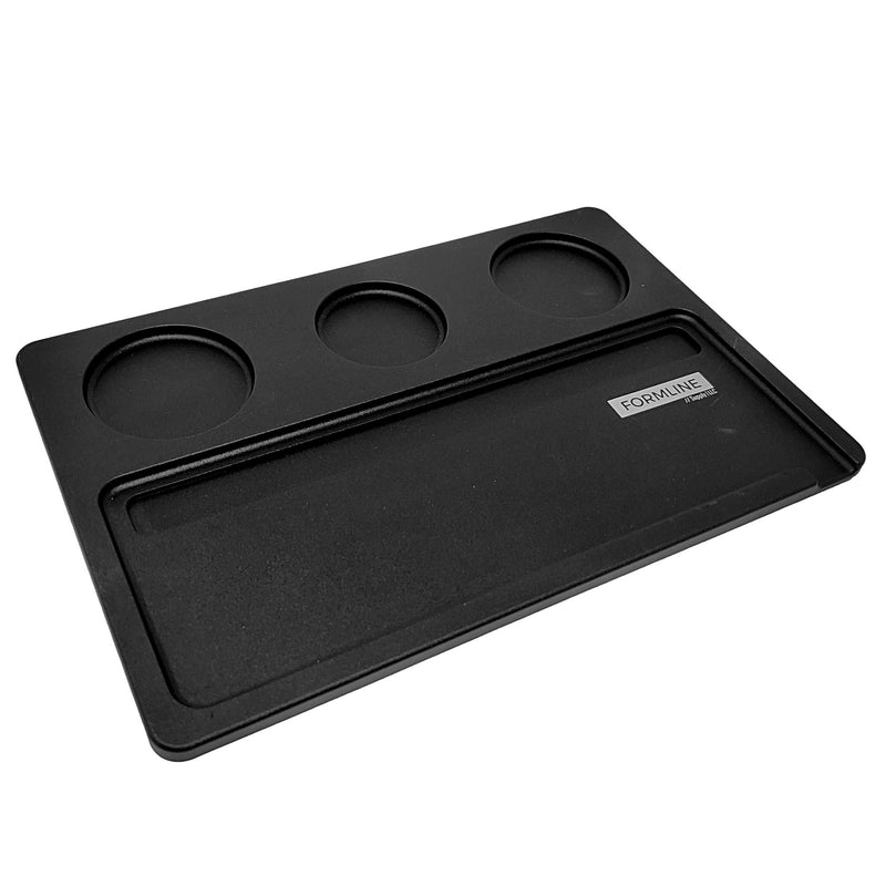 Aluminum Indestructible Rolling Tray (11x7.5 Inches)