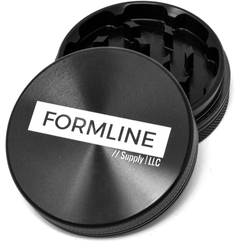 Kitchen Grinder - Large 2 Piece (2.5 inch) by Formline Supply