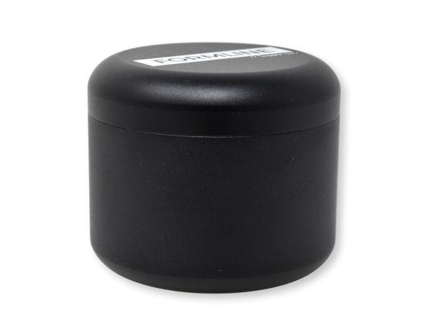 Aluminum Smell Proof Container - Durable Airtight Metal Stash Jar