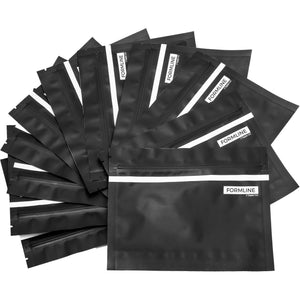 FORMLINE Mylar Smell Proof Bags (20 Pack) - Made In USA